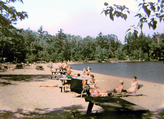 Hudson Sandy Beach (early 1960s)